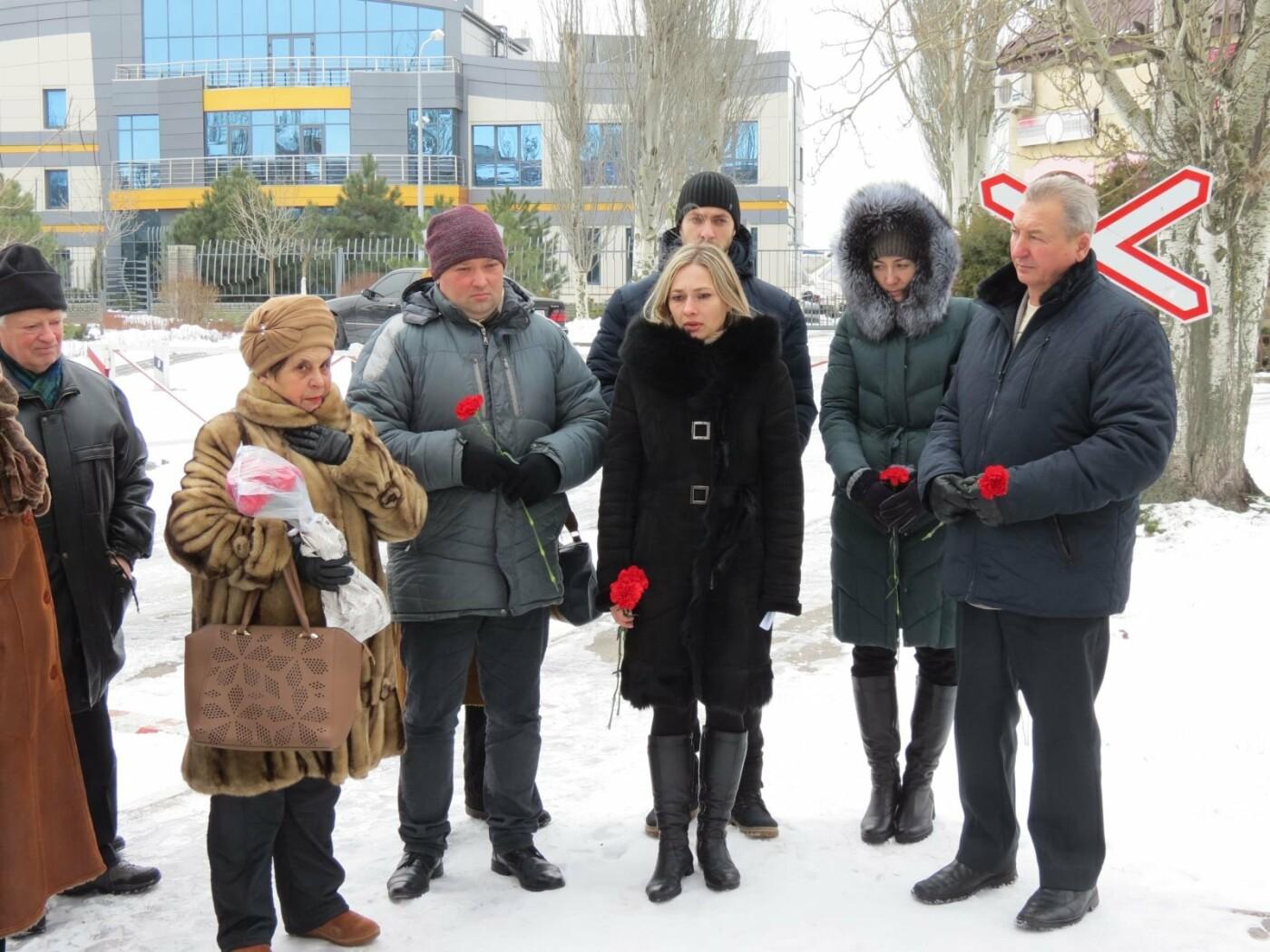 В Бердянске почтили память жертв Холокоста (ФОТО), фото-2