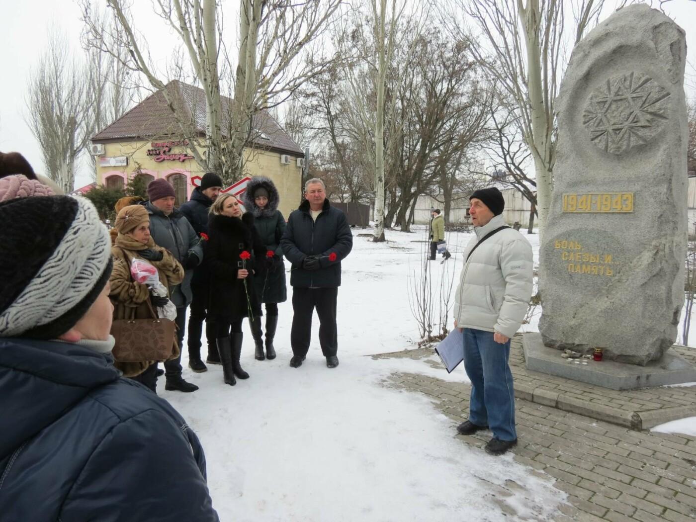 В Бердянске почтили память жертв Холокоста (ФОТО), фото-3