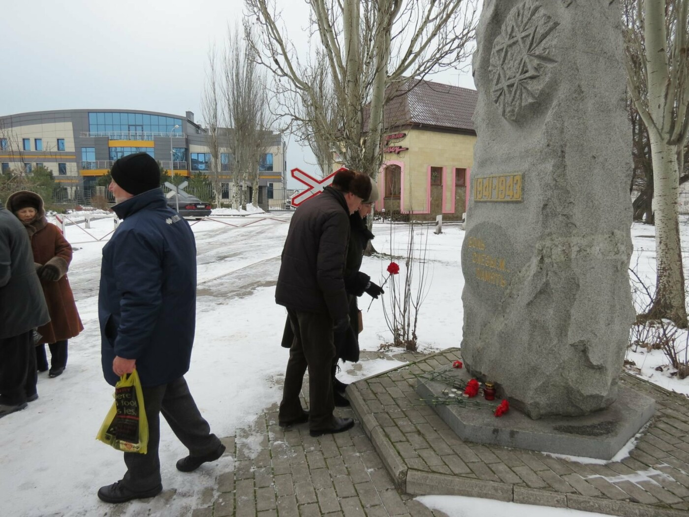В Бердянске почтили память жертв Холокоста (ФОТО), фото-7