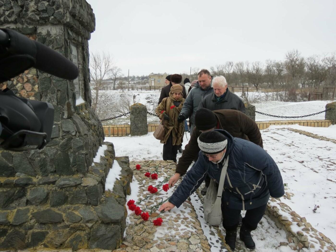 В Бердянске почтили память жертв Холокоста (ФОТО), фото-10