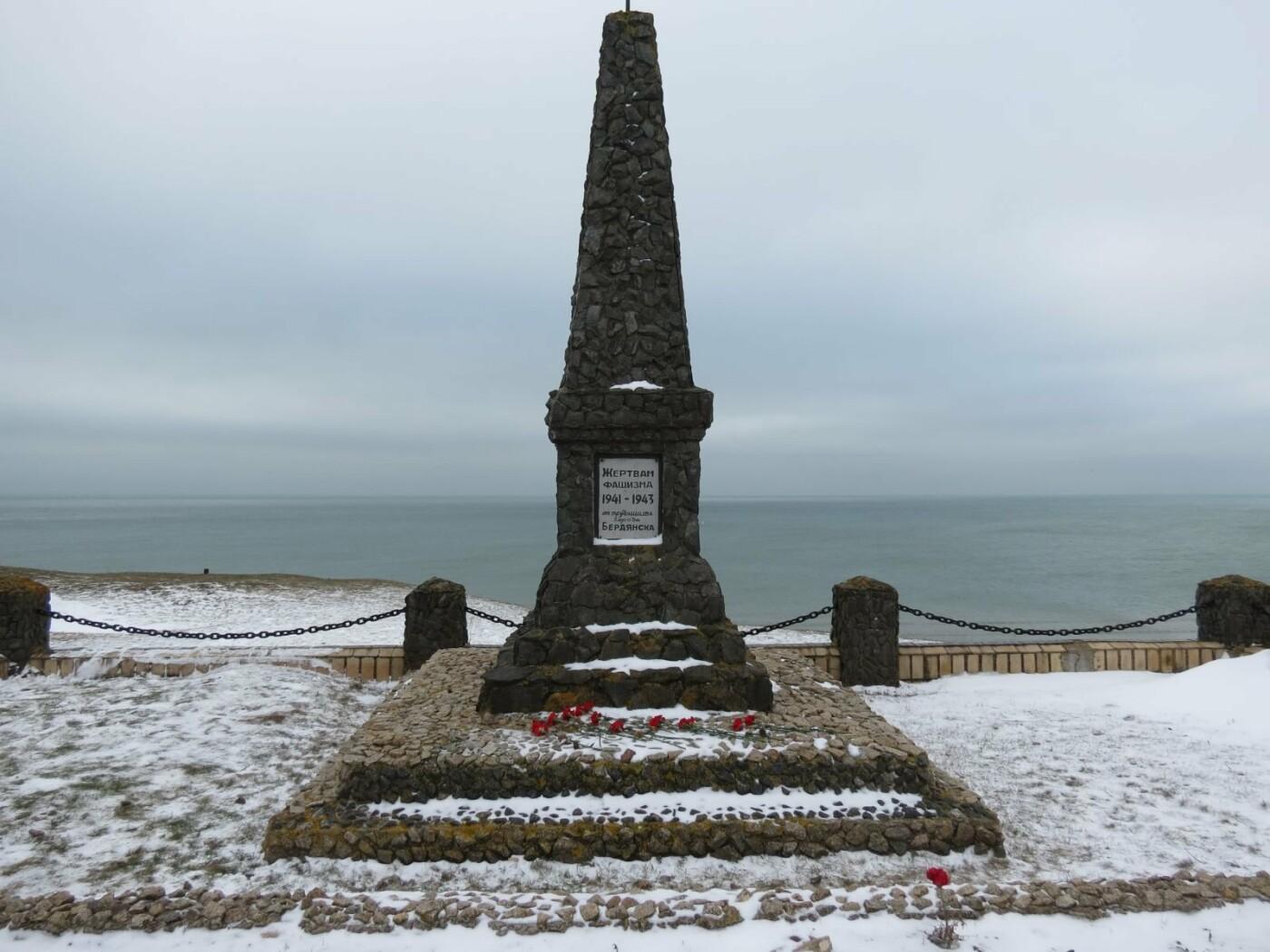 В Бердянске почтили память жертв Холокоста (ФОТО), фото-11