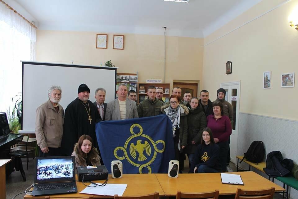 Общественность Бердянска почтила память героев Крут (ФОТО), фото-2