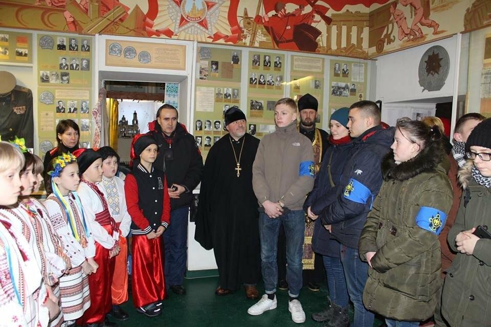 Общественность Бердянска почтила память героев Крут (ФОТО), фото-1