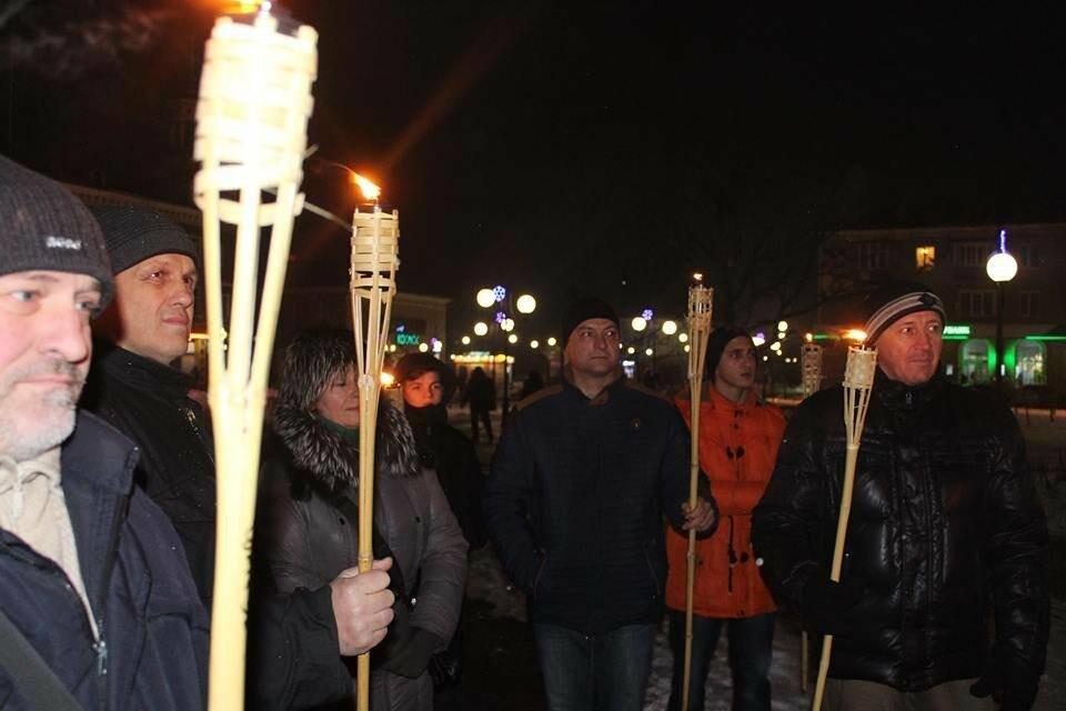 Общественность Бердянска почтила память героев Крут (ФОТО), фото-6