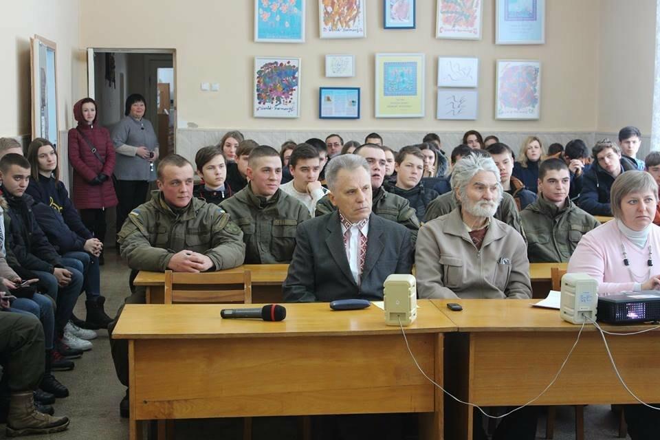 Общественность Бердянска почтила память героев Крут (ФОТО), фото-3