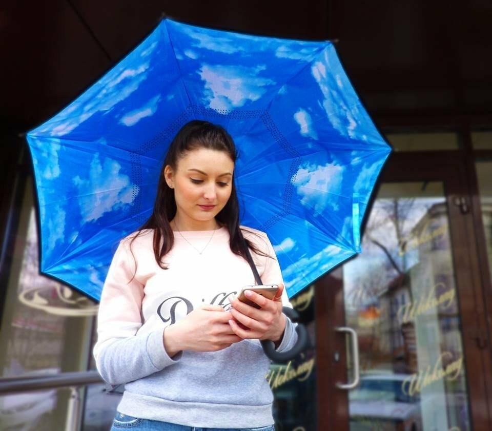 Самый стильный, удобный и яркий зонт этого года!, фото-1