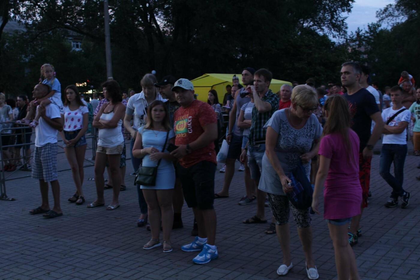 В Бердянске прошел благотворительный рок-концерт в поддержку Данила Коржа, фото-4