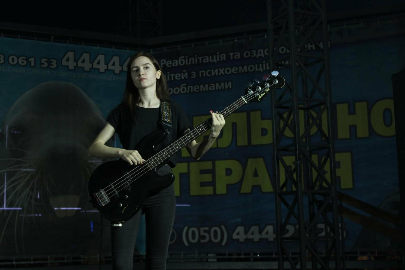 В Бердянске прошел благотворительный рок-концерт в поддержку Данила Коржа, фото-2