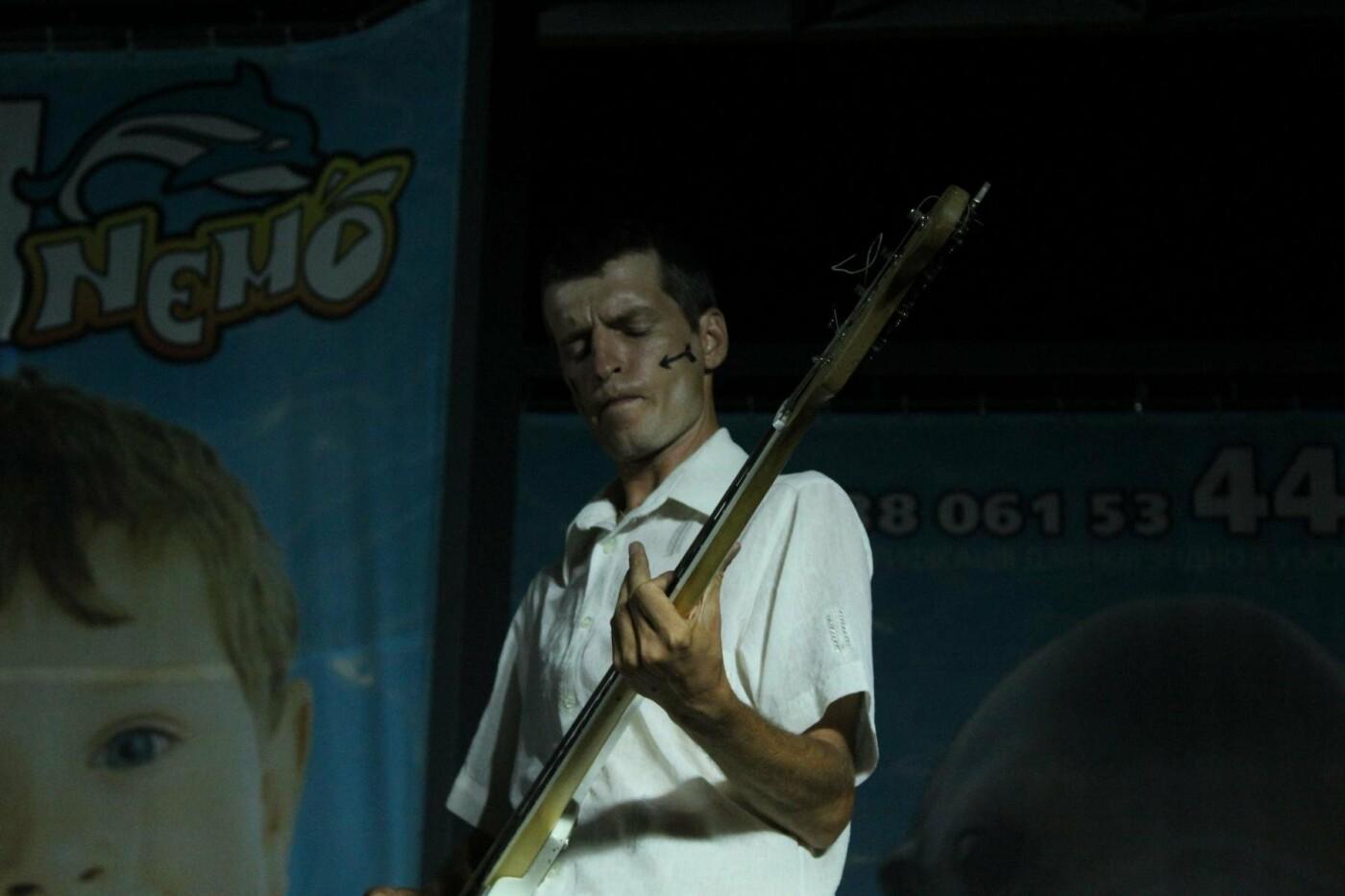 В Бердянске прошел благотворительный рок-концерт в поддержку Данила Коржа, фото-7
