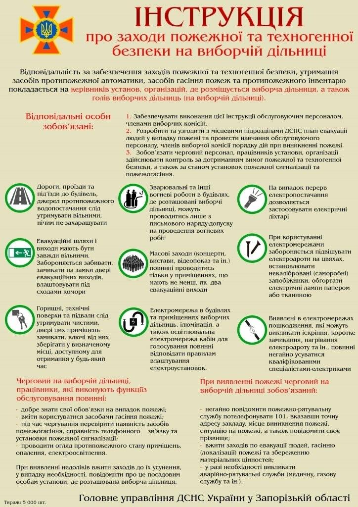Спасатели Бердянска накануне выборов инструктируют  горожан  о поведении   в многолюдных местах, фото-3