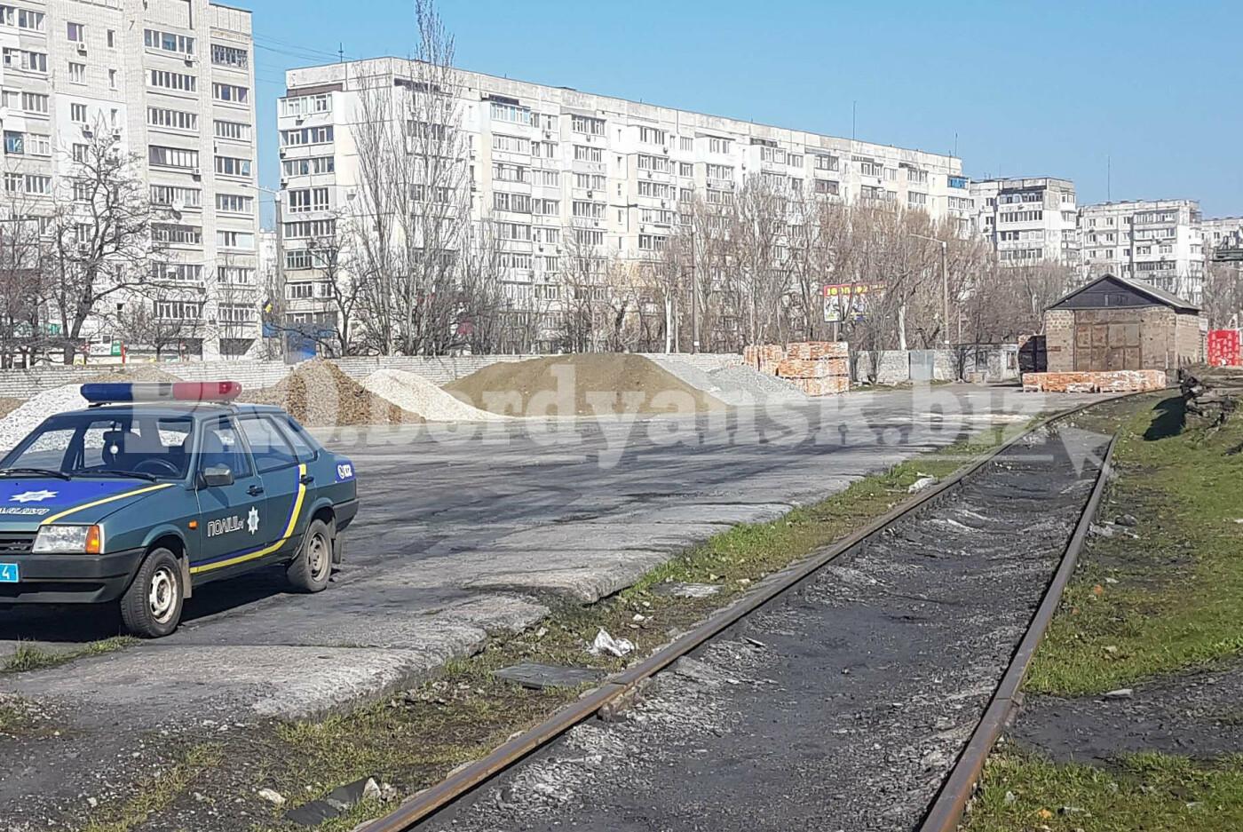 В Бердянске произошло дерзкое ограбление, фото-1