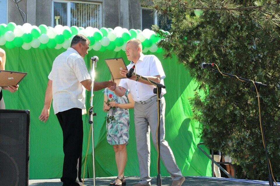 Городской голова поздравил портовиков Бердянска с профессиональным праздником (ФОТО), фото-1