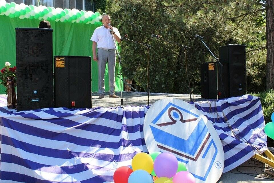 Городской голова поздравил портовиков Бердянска с профессиональным праздником (ФОТО), фото-2