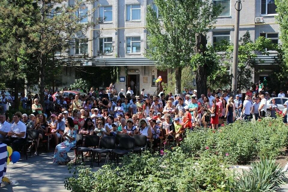 Городской голова поздравил портовиков Бердянска с профессиональным праздником (ФОТО), фото-3