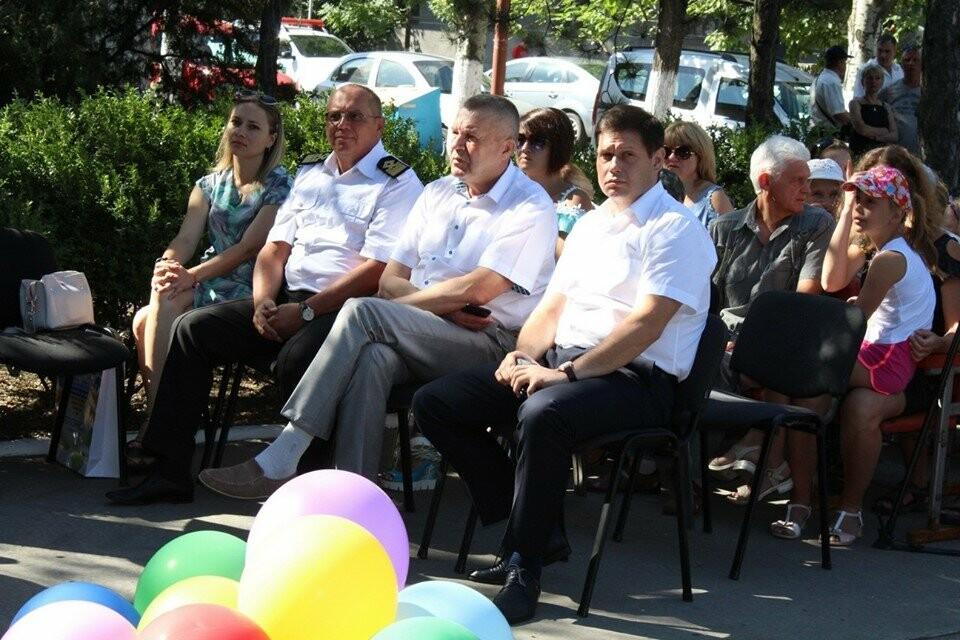 Городской голова поздравил портовиков Бердянска с профессиональным праздником (ФОТО), фото-4
