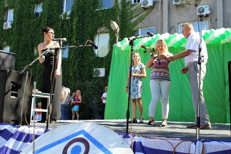 Городской голова поздравил портовиков Бердянска с профессиональным праздником (ФОТО), фото-6