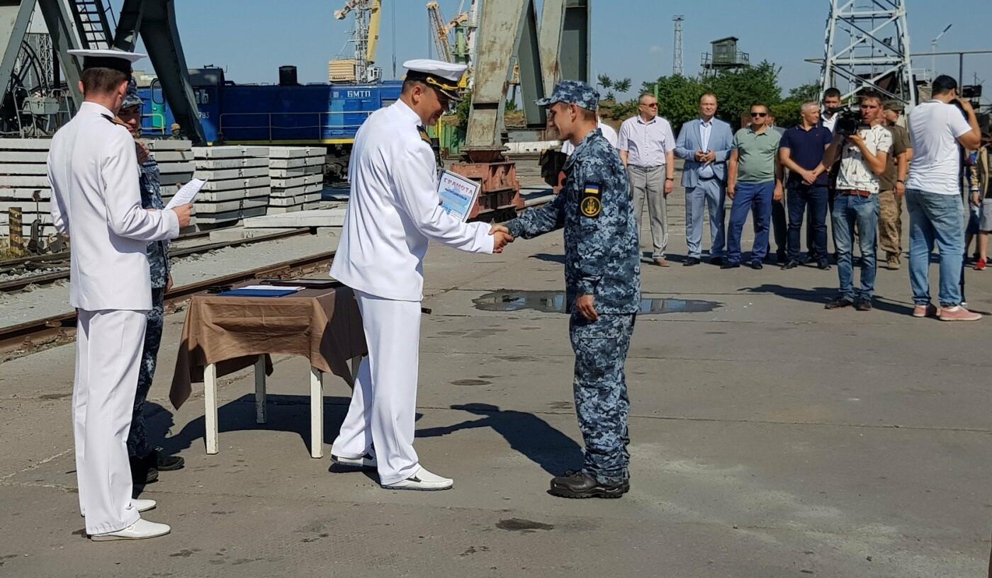 В Бердянске отметили День Военно-Морских Сил Украины (ФОТО), фото-3
