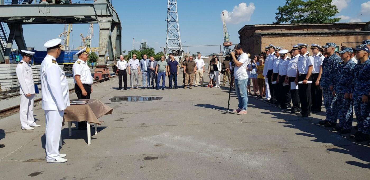 В Бердянске отметили День Военно-Морских Сил Украины (ФОТО), фото-4