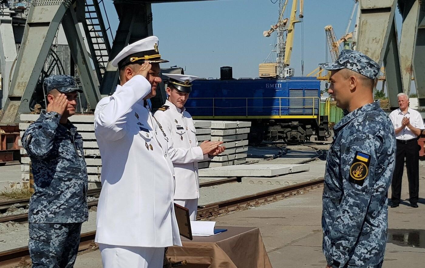 В Бердянске отметили День Военно-Морских Сил Украины (ФОТО), фото-5