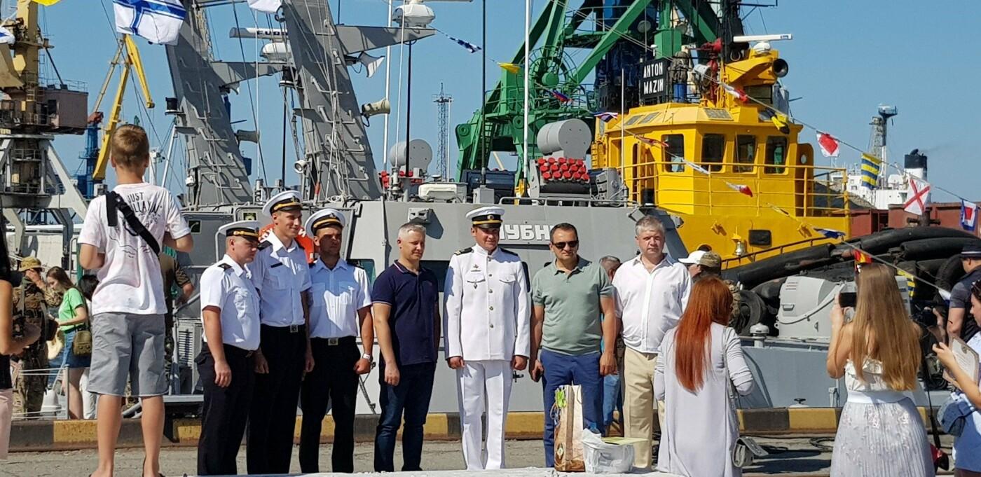 В Бердянске отметили День Военно-Морских Сил Украины (ФОТО), фото-6