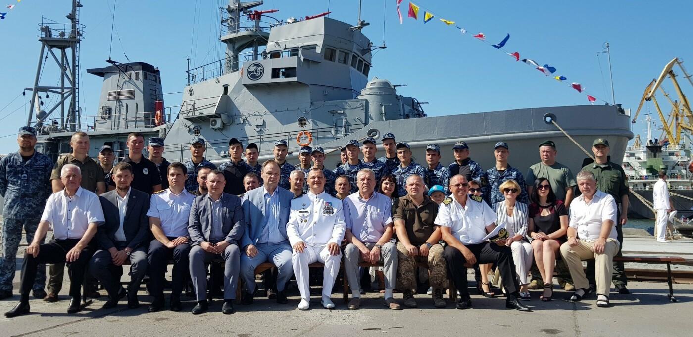 В Бердянске отметили День Военно-Морских Сил Украины (ФОТО), фото-7