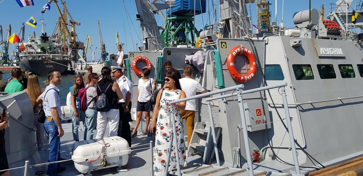 В Бердянске отметили День Военно-Морских Сил Украины (ФОТО), фото-8