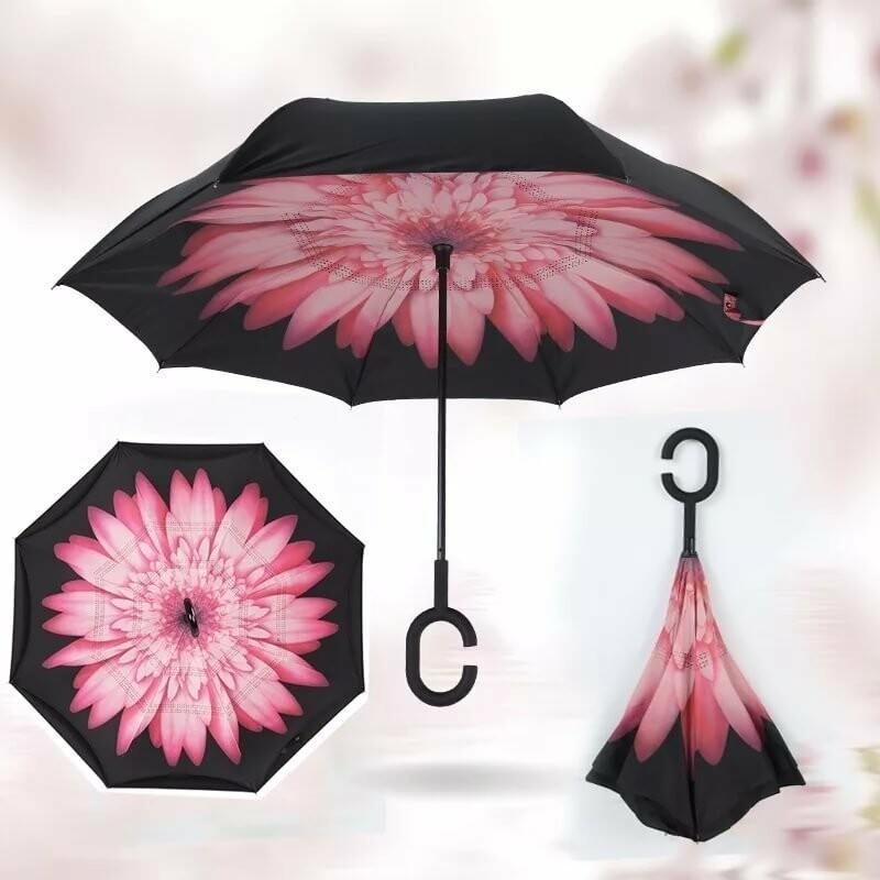 Аксессуар необходимый в любое время года - зонт Up-brella!, фото-8