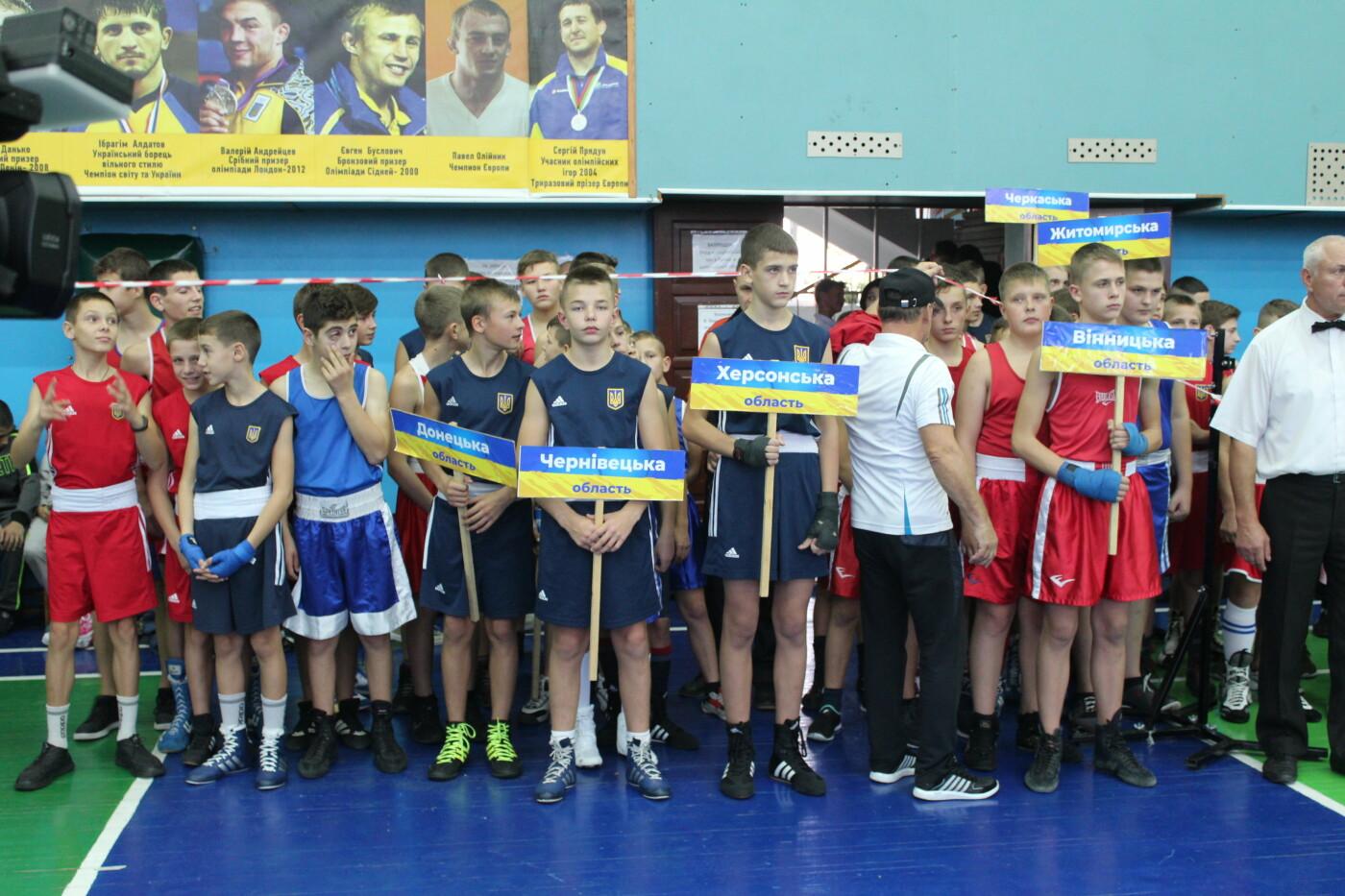 В Бердянске стартовал Чемпионат Украины по боксу (ФОТО), фото-1