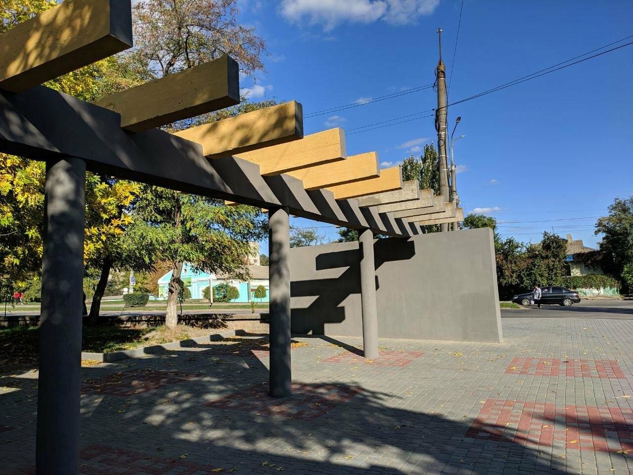 Реконструкция парка «Молодежный» в Бердянске, фото-1