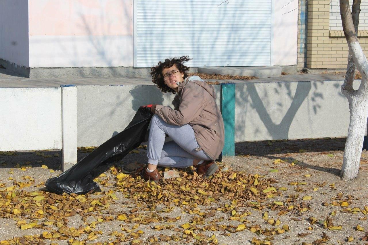 Бердянская молодёжь за чистые пляжи , фото-3