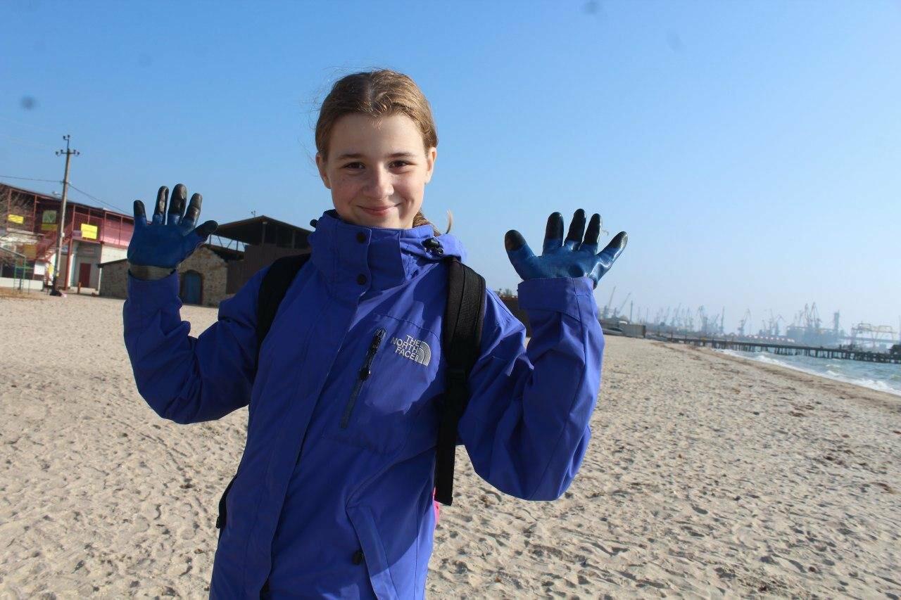 Бердянская молодёжь за чистые пляжи , фото-6