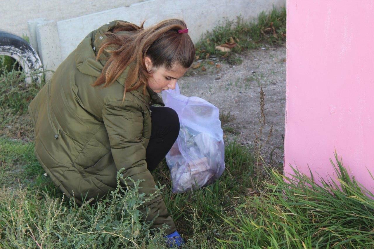 Бердянская молодёжь за чистые пляжи , фото-8