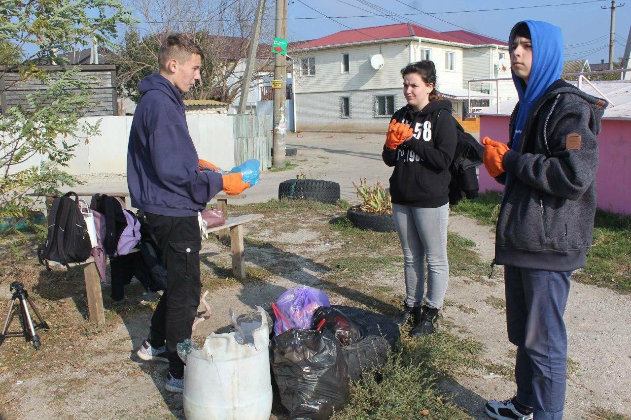 Бердянская молодёжь за чистые пляжи , фото-9