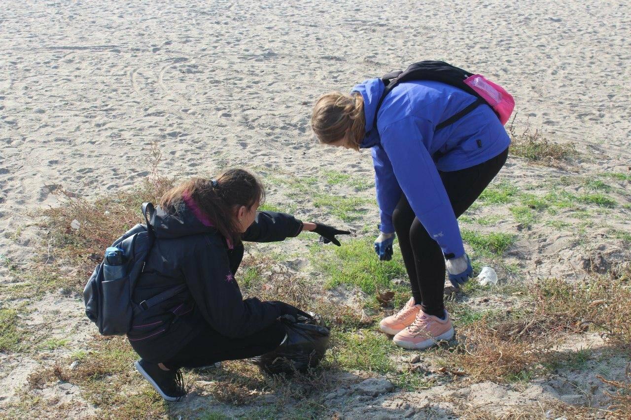 Бердянская молодёжь за чистые пляжи , фото-10