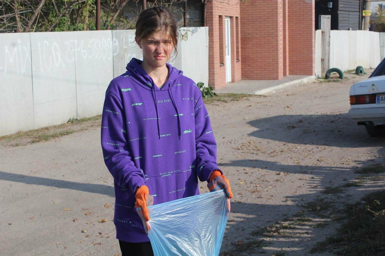 Бердянская молодёжь за чистые пляжи , фото-16