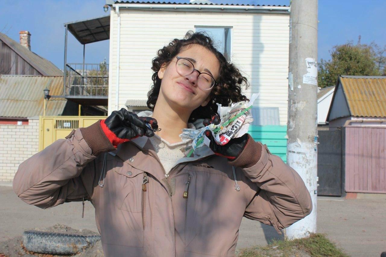 Бердянская молодёжь за чистые пляжи , фото-19