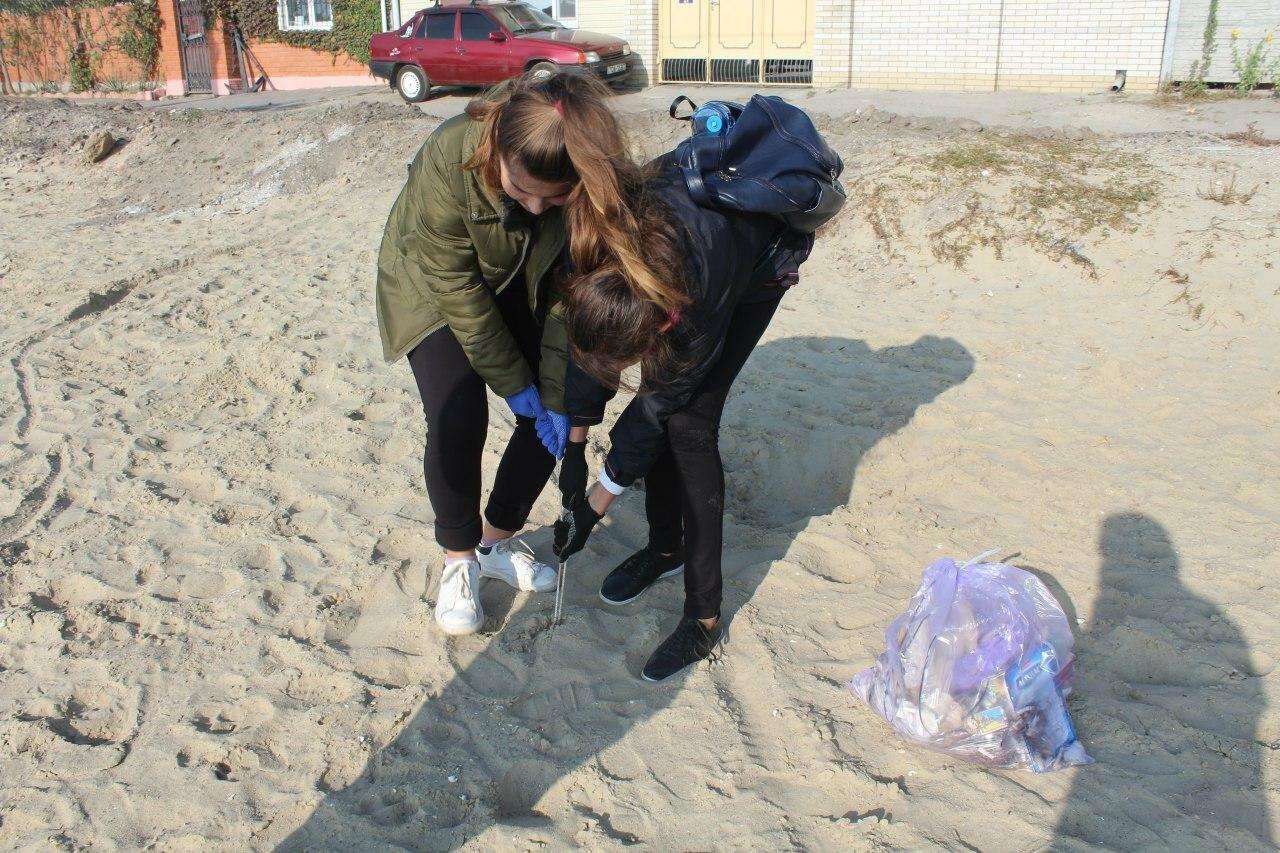 Бердянская молодёжь за чистые пляжи , фото-18
