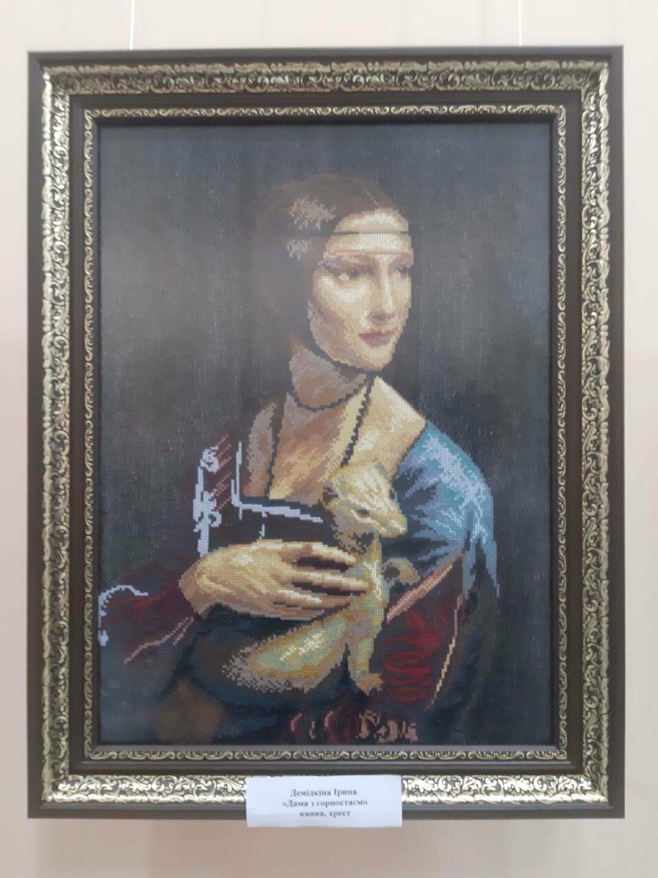 Выствка бердянских рукодельниц в художественном музее, фото-1