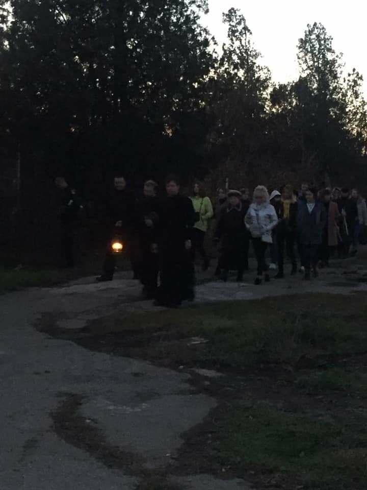 """Экскурсия на кладбище, """"встреча"""" с умершими  в Бердянске, фото-5"""