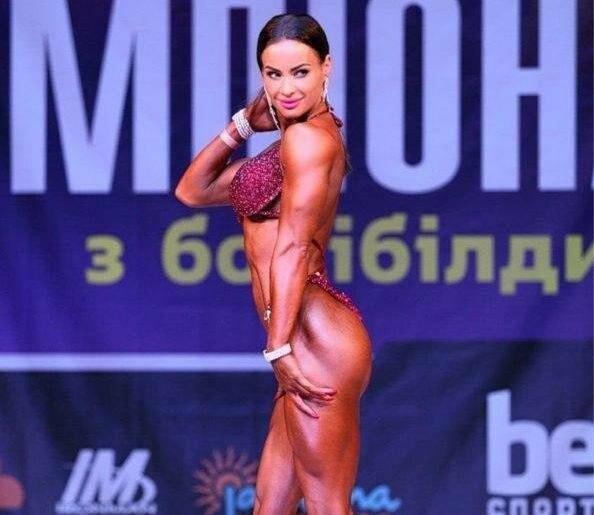 Жительница Бердянска Алла Паращук стала чемпионкой мира по бодифитнесу, фото-2