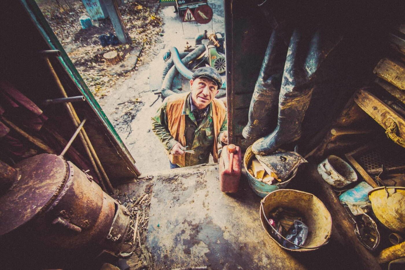 Трудовые будни работников горводоканала (шок-фото), фото-2