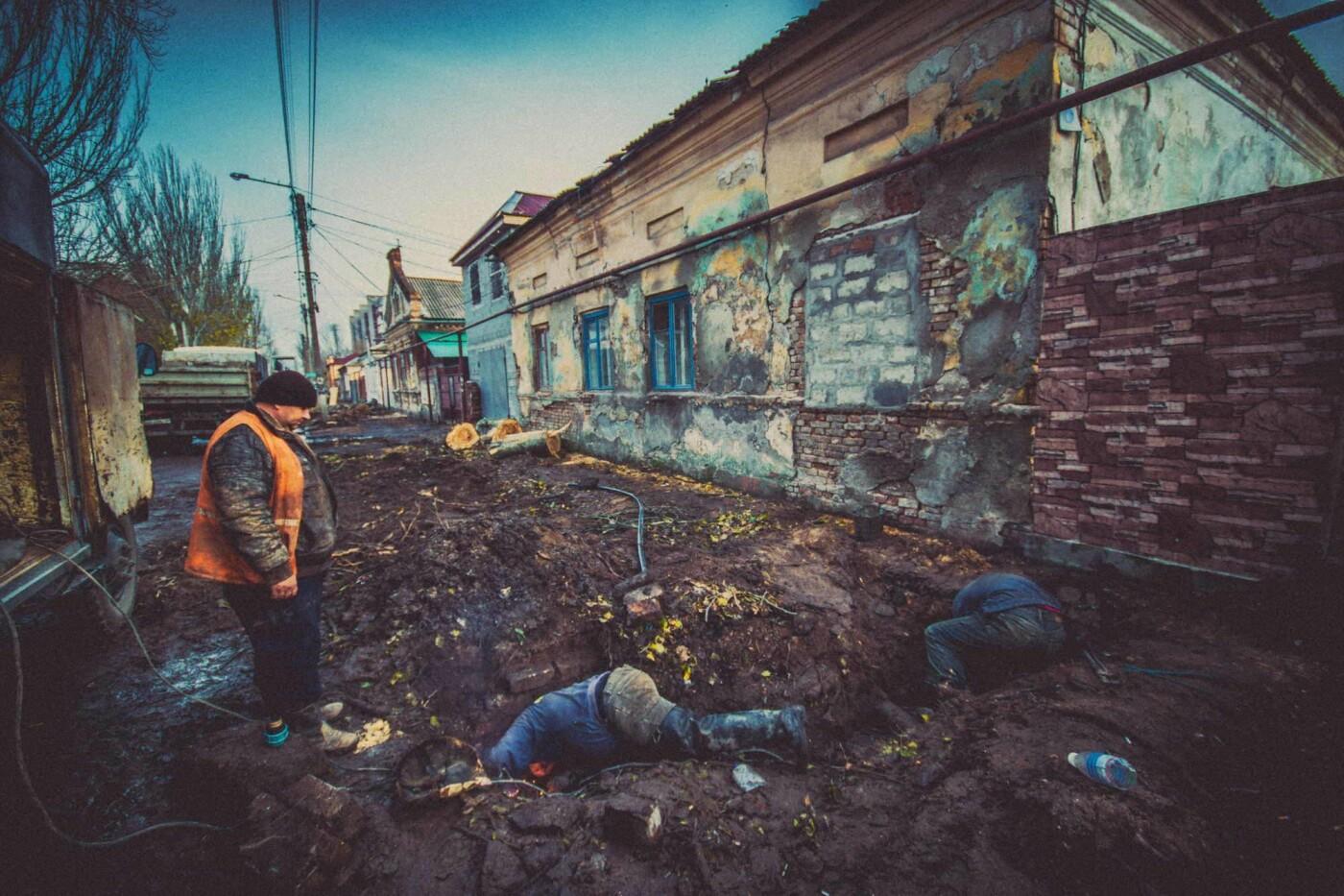 Трудовые будни работников горводоканала (шок-фото), фото-5