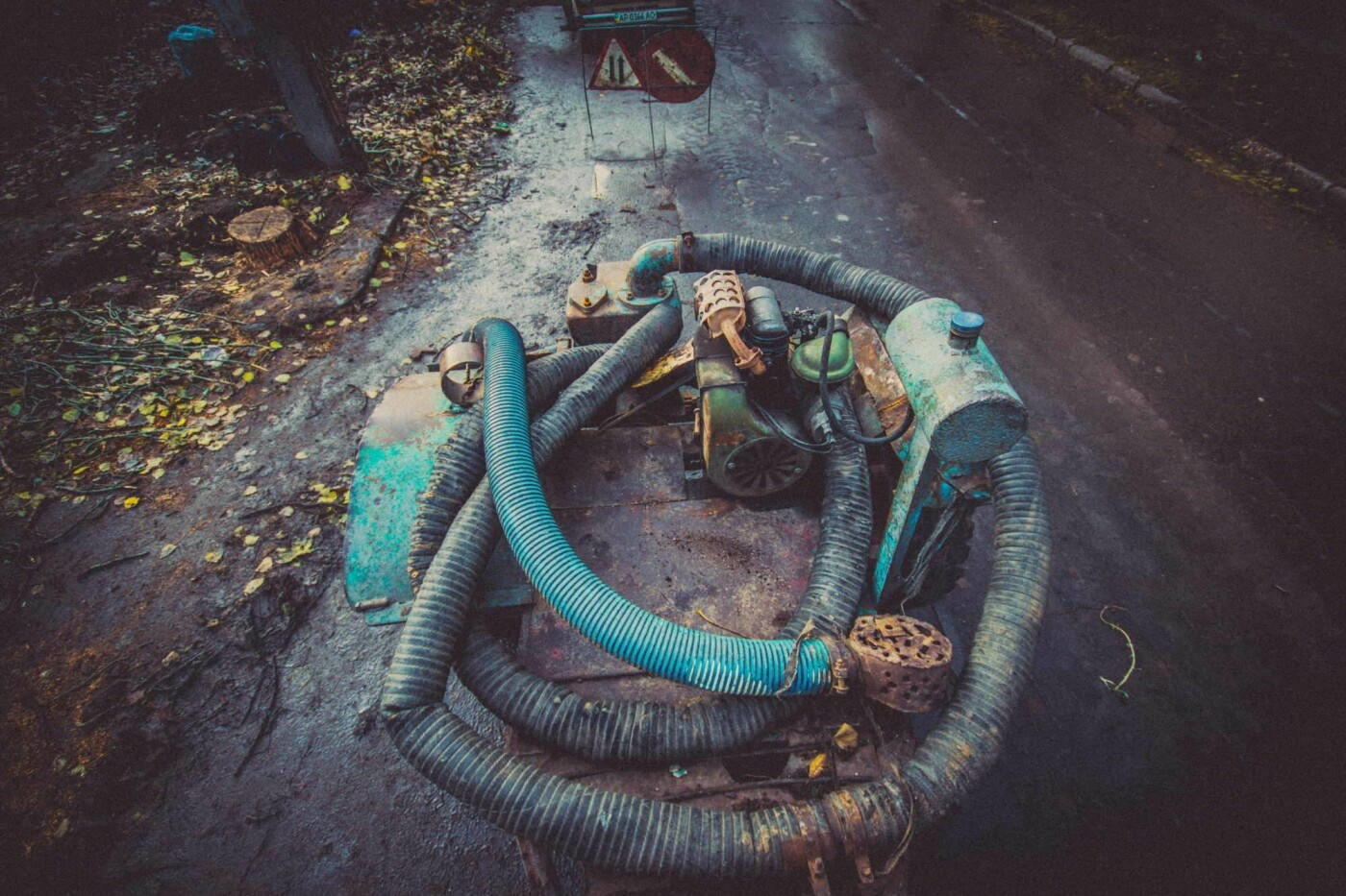 Трудовые будни работников горводоканала (шок-фото), фото-7