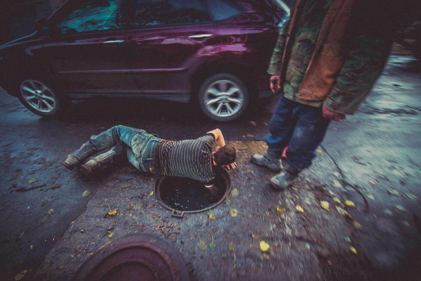 Трудовые будни работников горводоканала (шок-фото), фото-9