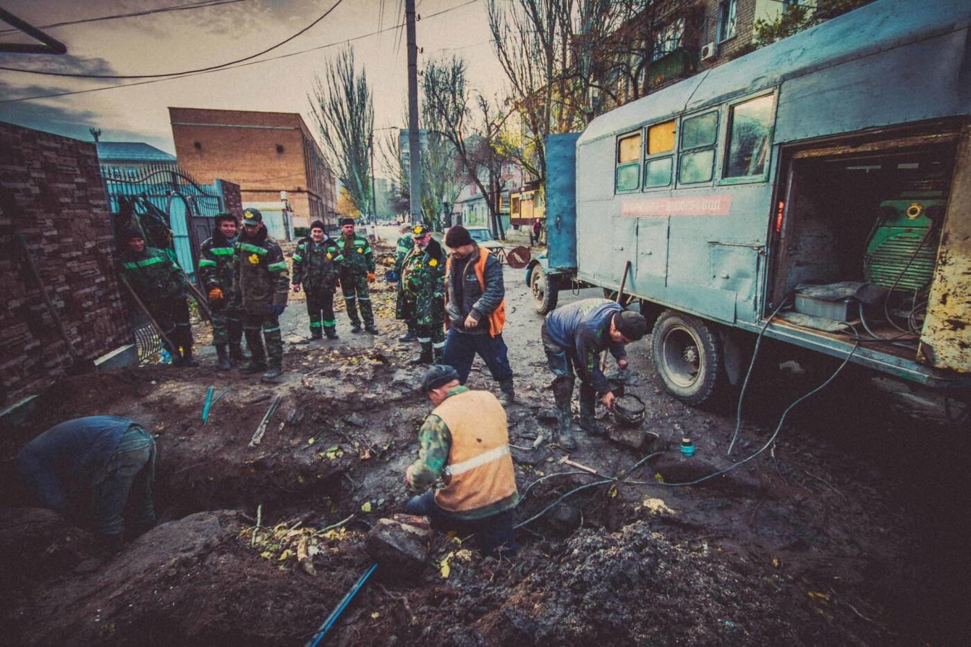 Трудовые будни работников горводоканала (шок-фото), фото-13