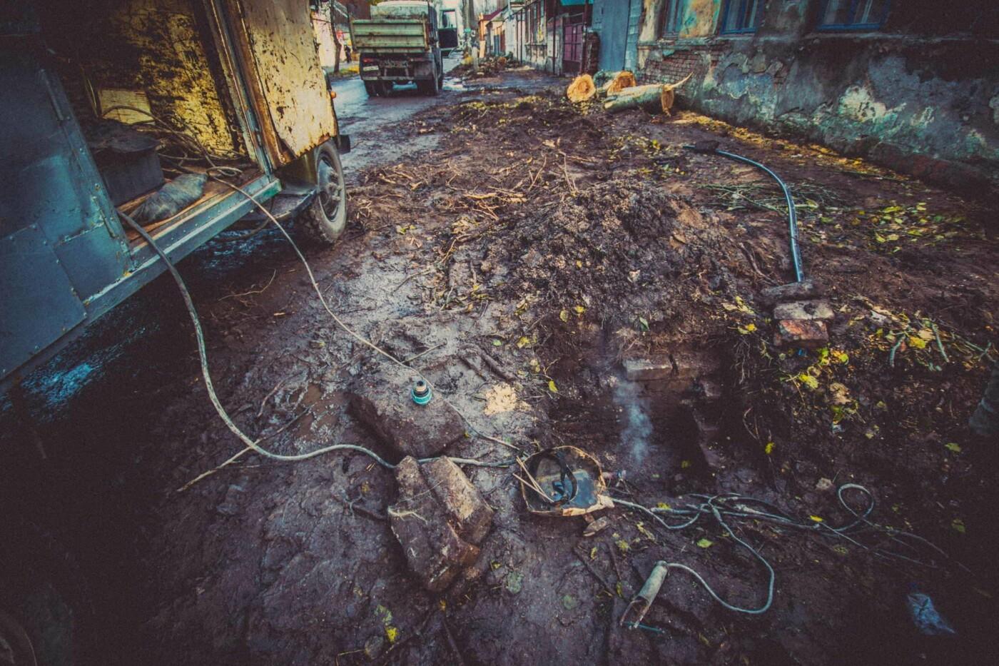 Трудовые будни работников горводоканала (шок-фото), фото-14