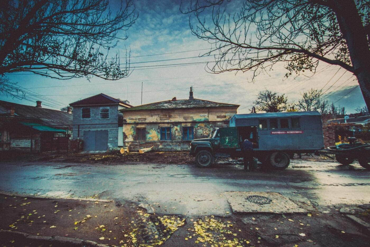 Трудовые будни работников горводоканала (шок-фото), фото-16