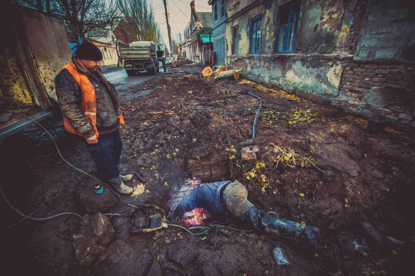 Трудовые будни работников горводоканала (шок-фото), фото-18