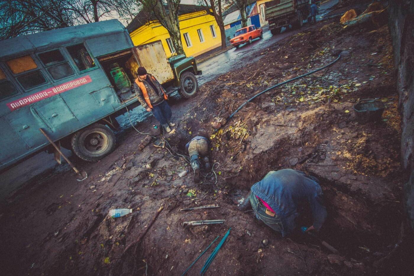 Трудовые будни работников горводоканала (шок-фото), фото-19