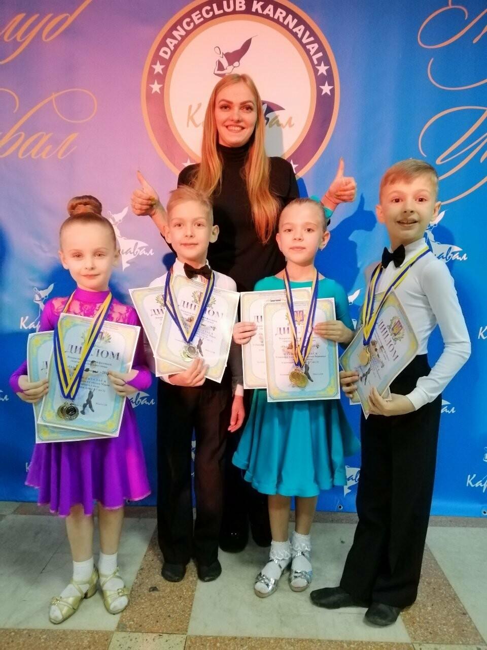 Юные танцоры привезли с Мариуполя призовые места, фото-1